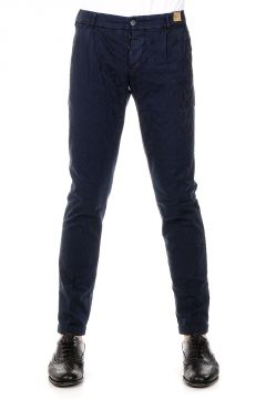Pantaloni BARAK in Cotone Stretch
