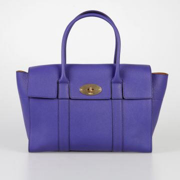 Leather BAYSWATER Bag