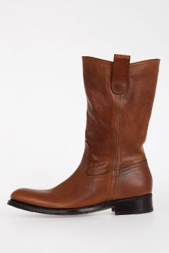 Leather PAM CUSNA Ankle Boots
