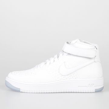 Sneakers AIR AF1 ULTRA FLYKNIT MID in Tessuto