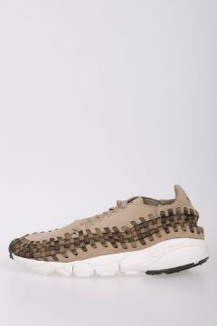 Leather Fabric AIR FOOTSCAPE WOVEN Sneakers