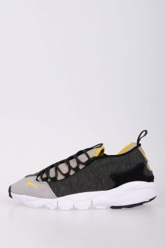Leather Fabric AIR FOOTSCAPE NM Sneakers