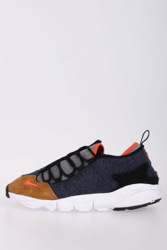 Leather Denim AIR FOOTSCAPE NM Sneakers
