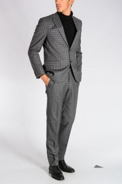 Virgin Wool Extrafine Suit