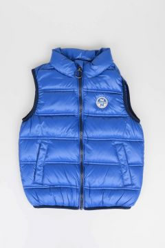 Nylon BRYAN Jacket sleevess