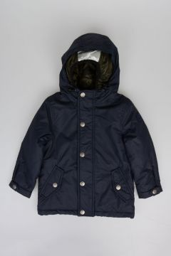 Nylon & Cotton RIAN Jacket