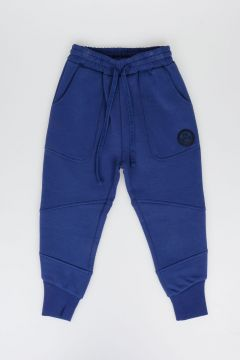 Cotton Blend Jogger Pants