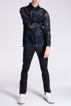 Laced shirt
