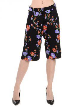 Shorts Stampati in Cotone