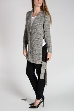Wool & Silk Cardigan