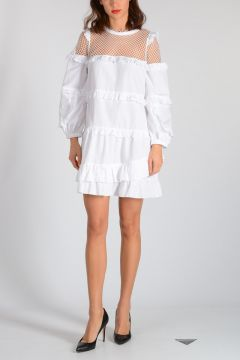 Popeline Cotton Dress