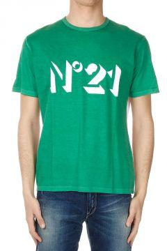 T-Shirt con Stampa Logo