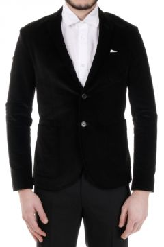Velvet Slim fit Blazer