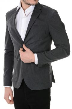 SLIM FIT Stretch Cotton  Blazer
