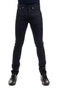 Jeans Super Skinny Fit in Denim Scuro 16 cm