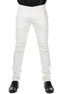 Cotton Blend SKINNY FIT Pants