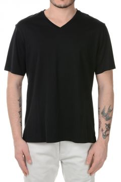 T-shirt a Scollo a V