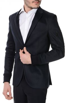 Giacca SLIM FIT in Cotone Stretch