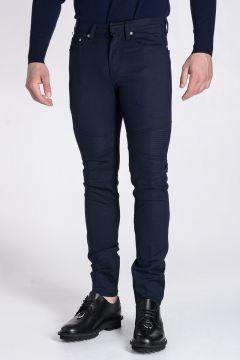 Pantalone Skinny Fit in Cotone Stretch