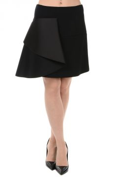 Asymmetrical Cut Skirt