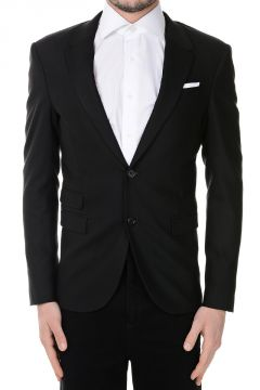 Virgin Wool Blend SLIM FIT Blazer