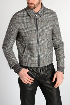 Prince of Wales Patterned Jacket