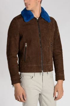 Suede Leather SLIM FIT Jacket