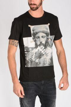 TATTOOED STATUE T-shirt
