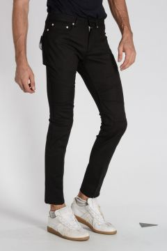 Stretch Cotton SKINNY FIT Pants