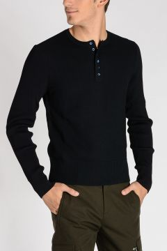 Viscose Blend SLIM FIT Sweater