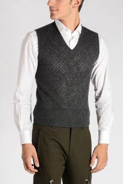 Wool SKINNY FIT Vest