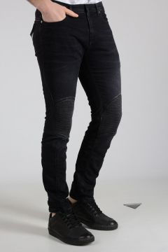 16 cm Denim Cotton blend BIKER Jeans