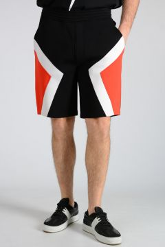 Bermuda GEOMETRIC PANELED in Neoprene