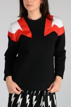 Scuba ABSTRACT Sweatshirt