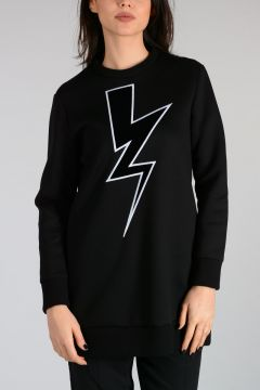 Embroidery THUNDERBOLT Sweatshirt