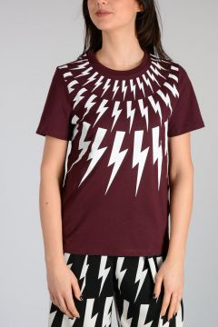 T-shirt THUNDERBOLT Girocollo
