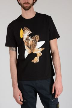 Cotton Jersey OWL T-shirt