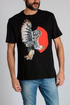 Jersey MECHANICAL OWL T-Shirt