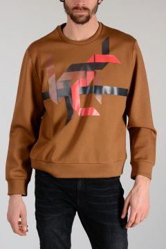 Neoprene MULTICOLOR STRIPES Sweatshirt
