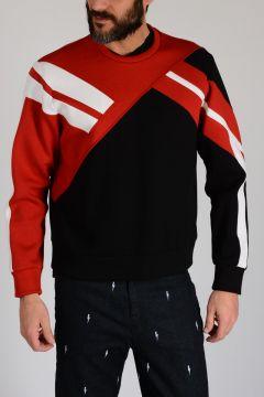 Crewneck GEOMETRIC Sweatshirt