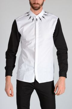 Bicolor THUNDERBOLT Shirt