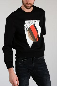 Crewneck RETRO MODERNIST Sweatshirt