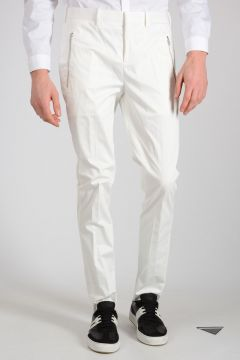 Stretch Cotton SUPER SKINNY FIT Pants