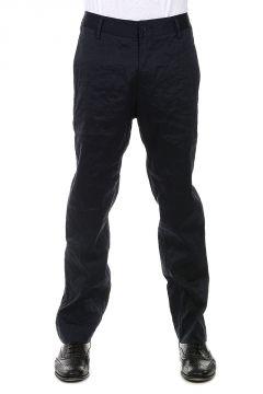 Pantaloni Misto Cotone e Seta