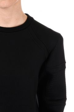 MASCULINE FIT Sweatshirt in Cotton Blend