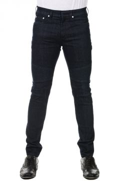 Stretch Denim Skinny Fit Jeans