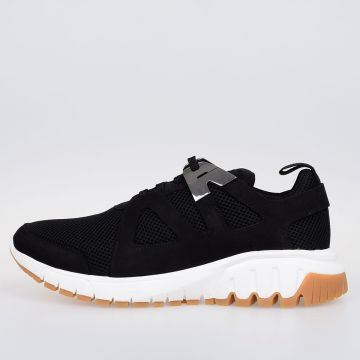 Leather MOLECULAR RUNNER Sneakers Shoes