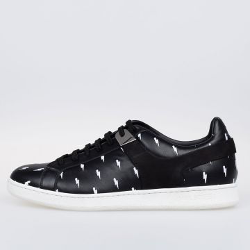 Leather MOLECULAR Sneakers Shoes