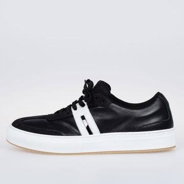 Sneakers RETRO MODERNIST in Pelle