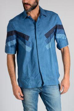 Cotton Blend LOOSE FIT Shirt